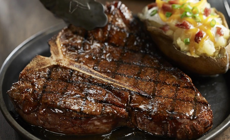 LongHorn Steakhouse Lunch